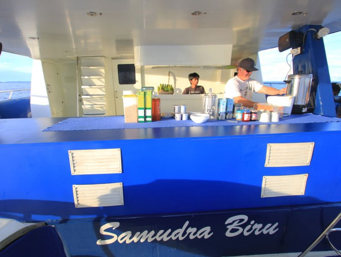 Samudra Biru Kitchen